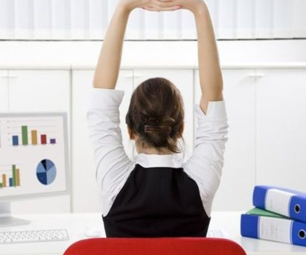Рабочий день сотрудников офиса